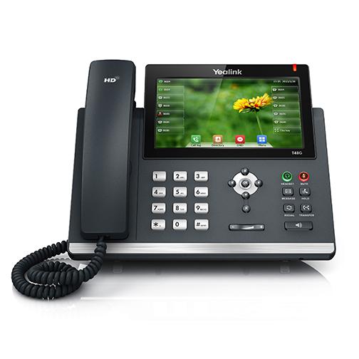 Yealink Ultra Elegant 6-Line Gigabit Digital Phone